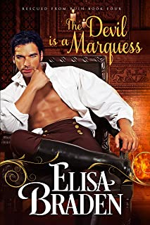 The Devil Is a Marquess (Rescued from Ruin Book 4)