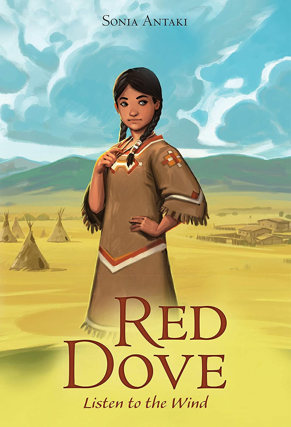 Red Dove, Listen to the Wind (English Edition)