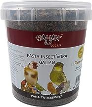 PASTA INSECTIVOROS 1KG CUBO GALIAN