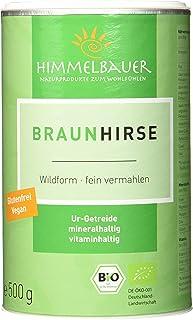 Himmelbauer Bio-Braunhirse, 500 g