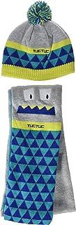 Tuc Tuc 男孩 Tricot ABC 怪兽围巾