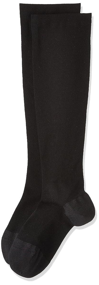 汚れるデイジー考古学[オカモト] 靴下サプリ 1足組 デオドラントうずまいて血行を促すソックス O792-991