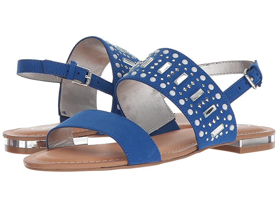 CARLOS by Carlos Santana Verity Sandal (Blue) High Heels