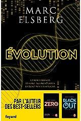 Evolution (Littérature étrangère) (French Edition) Kindle Edition