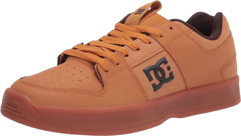 DC Mens Lynx Zero Casual Skate Shoe