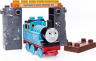 Mega Bloks Toy - Thomas and Friends Train - Thomas Tank Engine - Crovan's Gate Mining Co.Playset