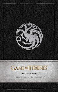 Game of Thrones: House Targaryen Ruled Notebook