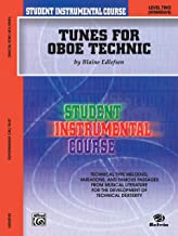 Student Instrumental Course Tunes for Oboe Technic: Level II