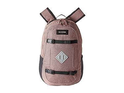 Dakine URBN Mission 18L Backpack (Wood Rose) Backpack Bags