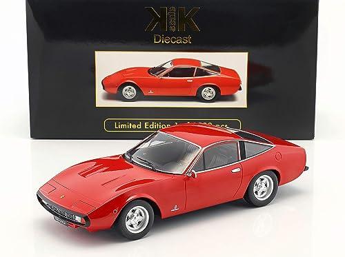 Ferrari 365 GTC4 - 1 18 - KK Scale