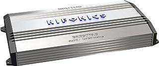 Hifonics BRX5016.5 Brutus 5-Channel Super Class-A/B and 4-Channel Super D-Class Mono Amplifier, 1200-Watt