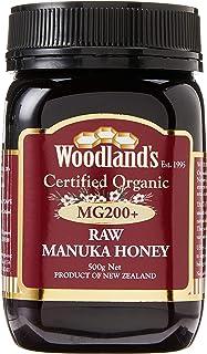 Woodlands Organic Manuka Honey, 500g