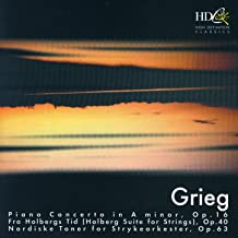 Best grieg piano concerto in a minor Reviews