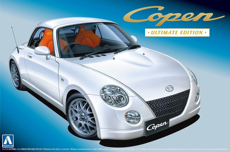 las mejores marcas venden barato 1 24 The Best Coche Coche Coche GT No.89 Copen Ultimate Edition (japonesas Importaciones)  100% autentico