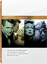 Classic Quad Set 2: (An Affair to Remember / Leave Her to Heaven / A Letter to Three Wives / Peyton Place)