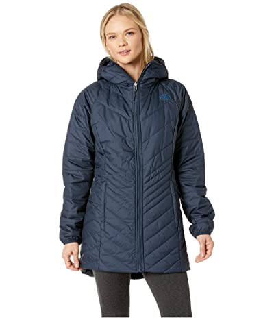The North Face Mossbud Insulated Reversible Parka (Urban Navy) Women