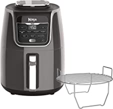 Ninja Max XL Air Fryer that Cooks, Crisps, Roasts, Broils, Bakes, Reheats and Dehydrates, with 5.5 Quart Capacity, and a H...