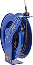 Coxreels EZ-HP-150 Safety Series Spring Rewind Hose Reel for Grease/Hydraulic Oil: 1/4