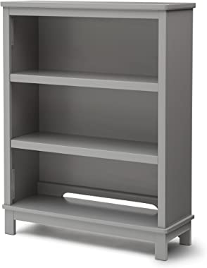 Delta Children Epic Bookcase for Books and Toys - Grey