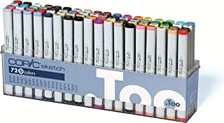 Best copic 72 set d Reviews