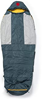 OmniCore Designs Multi Down Mummy Sleeping Bag (-10F to 30F) with Compression Stuff Sack and Storage Mesh Sack