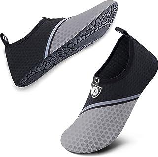 SIMARI أحذية مائية للنساء والرجال سريعة الجفاف جوارب مائية حافية القدم للشاطئ والسباحة وركوب الأمواج وممارسة اليوغا SWS001