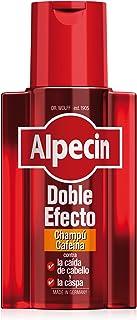 Alpecin Champú Doble Efecto 1 x 200 ml – Champú anticaída y anticaspa