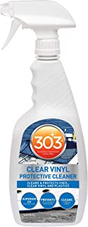Best cleaning clear vinyl boat windows Reviews