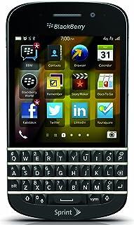 بلاك بيري Q10 أسود 16G لوحة مفاتيح عربية