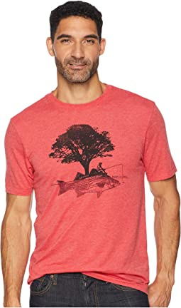 Fish Tree Cool T-Shirt
