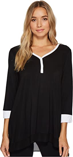 DKNY - 3/4 Sleeve Top