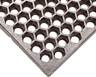 NoTrax T15 Optimat Honeycomb Design Drainage Mat, 3' X 6' Brown