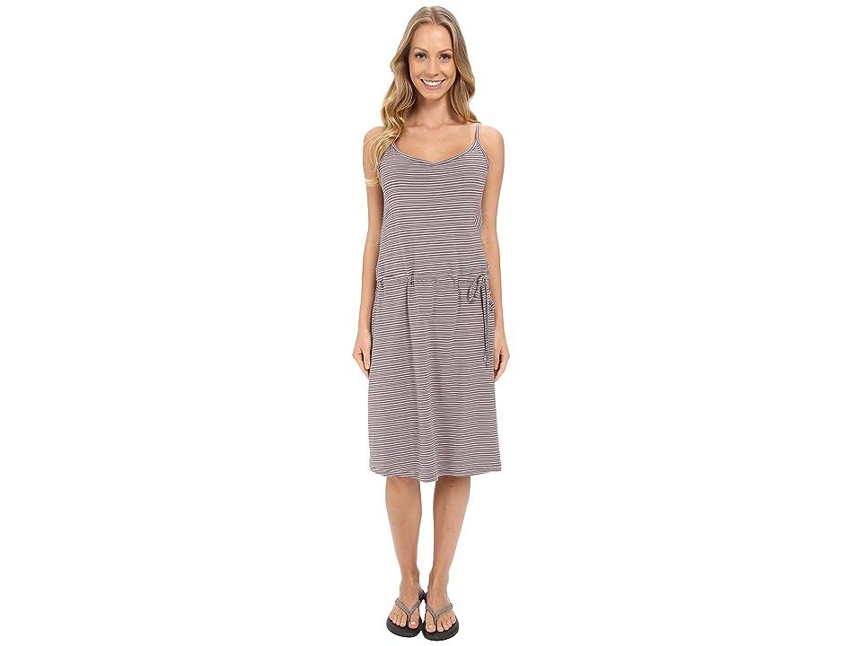 Columbia Ariatm Dress (Sparrow Stripe) Women
