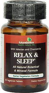 Futurebiotics Relax & Sleep, 60 Vegetarian Tablets