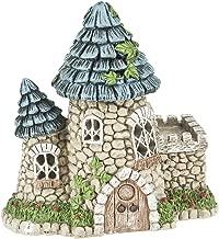 Ganz 5.75'' Fairy/Miniature Garden Light Up Fairy Tower House