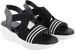 Do Bhai Women Fashion Wedges Heels Sandals