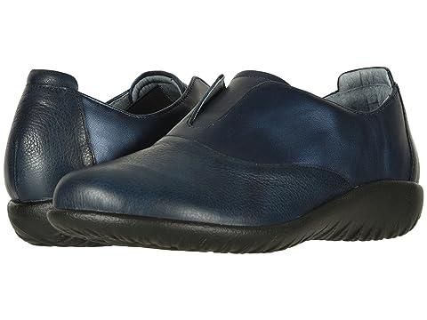Karo Black Jet Madras Leather LeatherInk Polar Leather Leather Sea Black Naot TdP1T