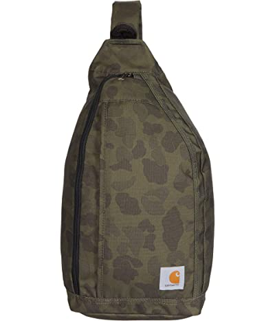 Carhartt Mono Sling (Duck Camo) Cross Body Handbags