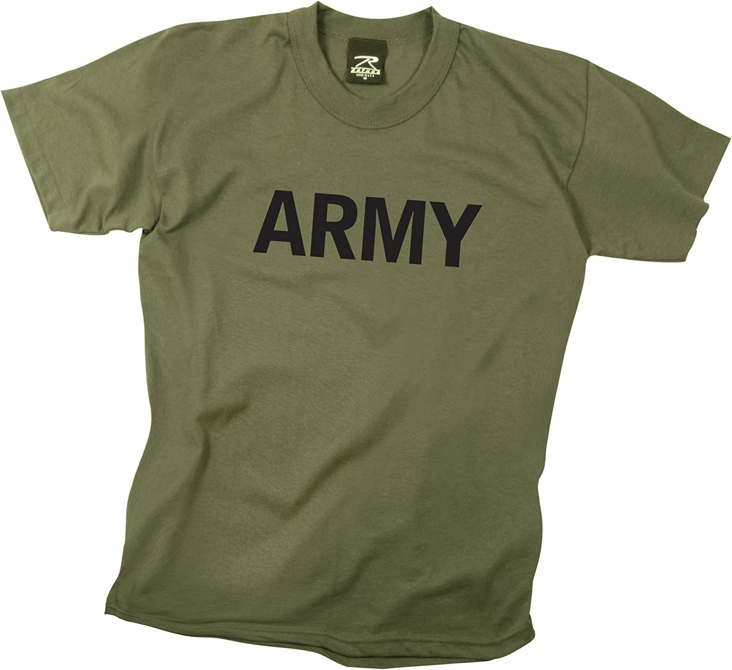 Rothco Kids Max 84% OFF Army Physical Super-cheap Training T-Shirt