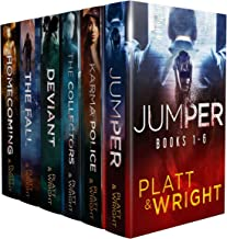 Jumper: Books 1-6: Complete Saga