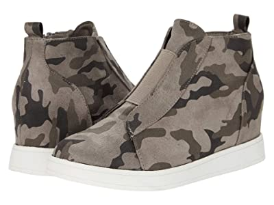 Mia Kids Gracey-N (Little Kid/Big Kid) (Grey Camo) Girl