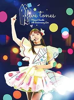 MIMORI SUZUKO 5th Anniversary Live 「five tones」[Blu-ray]