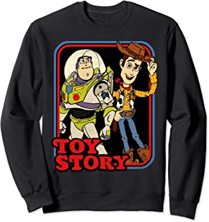 Disney Pixar Toy Story Woody And Buzz Vintage Sweatshirt