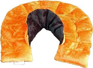Herbal Concepts Hot & Cold Neck & Shoulder Wrap, Orange/Black
