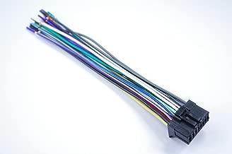 Wire Harness for Pioneer AVH-P4200DVD, AVH-P4300DVD, AVH-P4000DVD, AVH-P4100DVD, AVH-P3300BT, AVH-P3100DVD, AVH-P3200DVD, AVH-P2300DVD