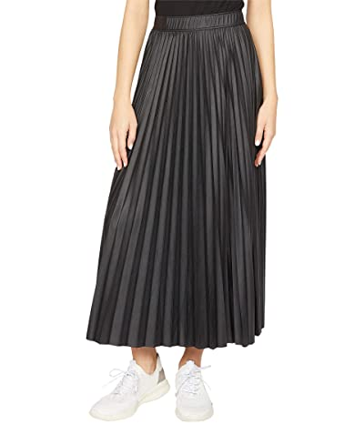 Sanctuary Top Secret Pleated Midi (Black) Women