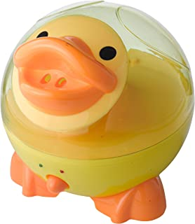 Drive Medical Ultrasonic Cool Mist Daisy The Duck Pediatric Humidifier, Yellow