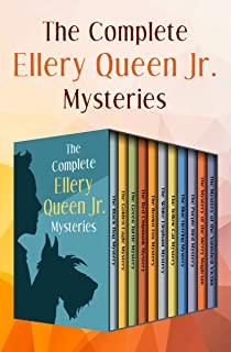 The Complete Ellery Queen Jr. Mysteries (The Ellery Queen Jr. Mystery Stories) (English Edition)
