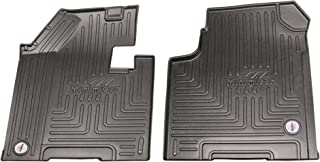 MINIMIZER Floor Mats; Western Star 4700 Cummins Engine 2012-2016; (2016 Trucks with Throttle Pedal Mounted to The fire Wal...