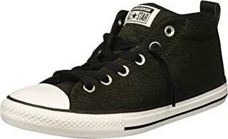 Converse Kids' Chuck Taylor All Star Two-Tone Street Mid Sneaker
